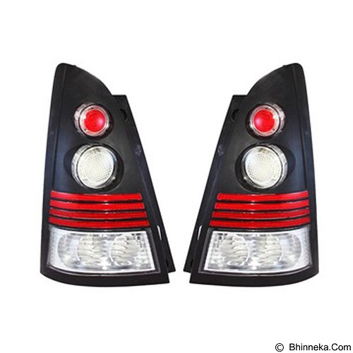 OTOMOBIL Stop Lamp Tail Lights Toyota Innova 2005-2014 Modifikasi LED - Set (Merchant) - Lampu Mobil