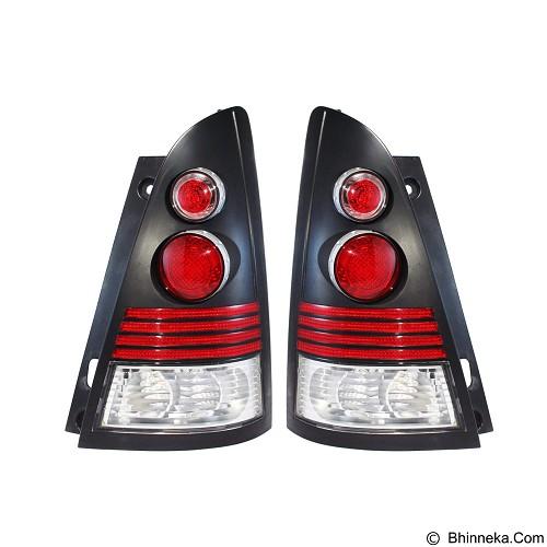 OTOMOBIL Tail Light Alteca Toyota Kijang Innova 2004 - Black (Merchant) - Lampu Mobil