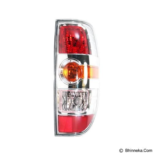 OTOMOBIL Tail Lights Kanan Mazda BT 50 2008 [UB9B - SU-MZ-11-JMZ1105U] - Chrome (Merchant) - Lampu Mobil