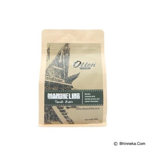 OTTEN COFFEE Kopi Bubuk Arabica Mandheling Tanah Karo 200gr (Merchant) - Kopi Bubuk & Kemasan
