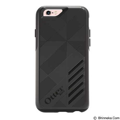 OTTERBOX Achiever Series for Apple iPhone 6/6s - Black Powder (Merchant) - Casing Handphone / Case