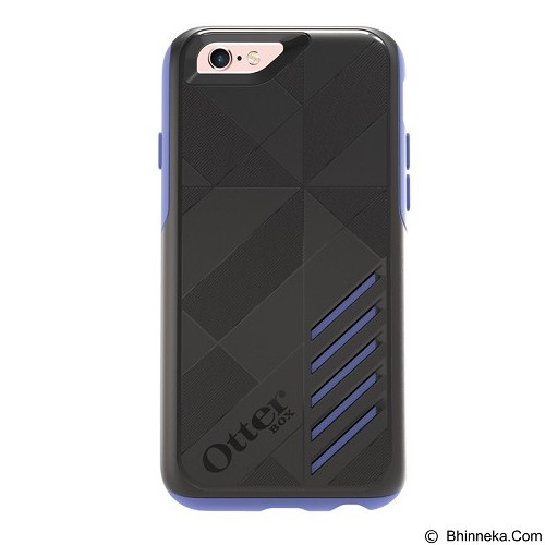 OTTERBOX Achiever Series for Apple iPhone 6 Plus/6s - Black Powder Moon (Merchant) - Casing Handphone / Case