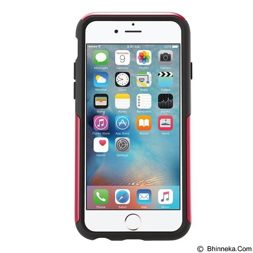 OTTERBOX Achiever Series for Apple iPhone 6 Plus/6s Plus - Red Nightfire (Merchant) - Casing Handphone / Case