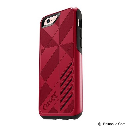 OTTERBOX Achiever Series for Apple iPhone 6 Plus/6s - Red Nightfire (Merchant) - Casing Handphone / Case
