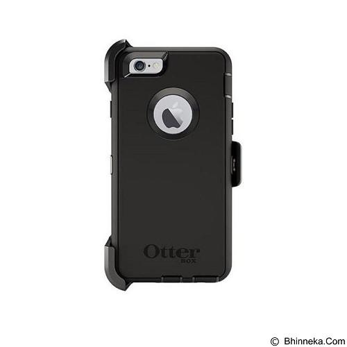 OTTERBOX Casing for Apple iPhone 6 Plus [OPCDSBLK6P] - Defender Black (Merchant) - Casing Handphone / Case