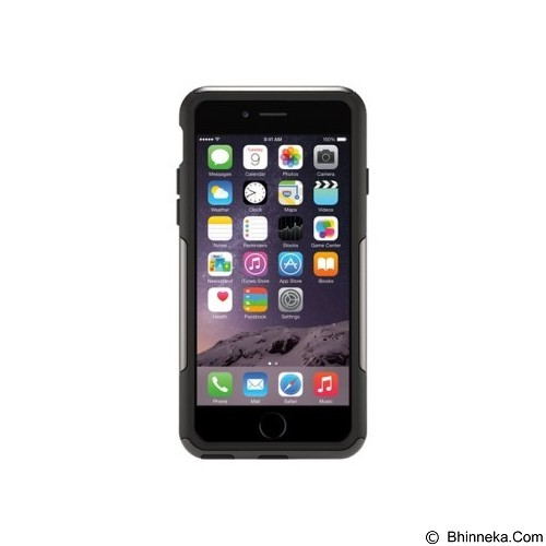 OTTERBOX Commuter Series for Apple iPhone 6 - Black - Casing Handphone / Case