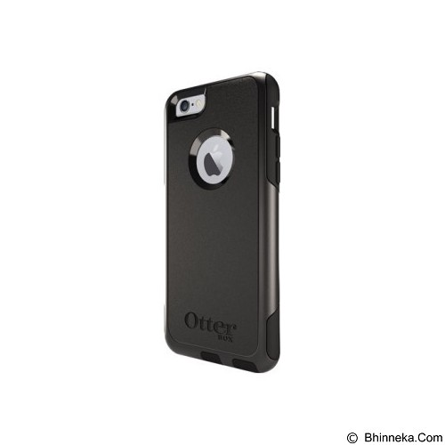 apple iphone 6 black. otterbox commuter series for apple iphone 6 - black casing handphone / case iphone b