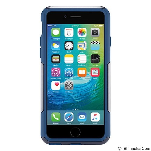 OTTERBOX Commuter Series for Apple iPhone 6 Plus - Ink Blue - Casing Handphone / Case