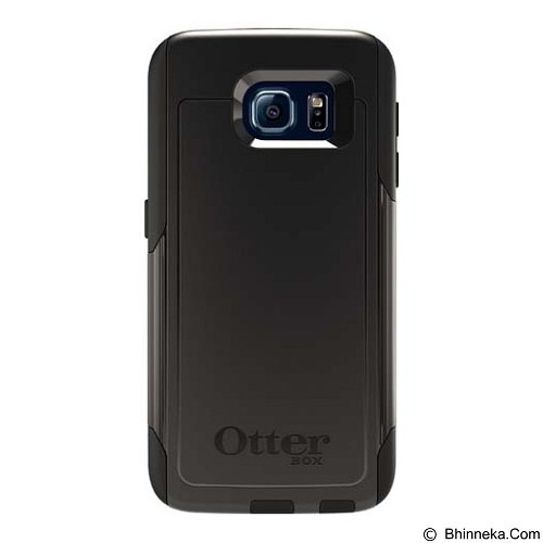 OTTERBOX Commuter Series for Samsung Galaxy S6 [77-51202] - Black - Casing Handphone / Case
