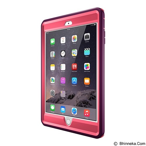 OTTERBOX Defender Series for Apple iPad Mini/Mini 2/Mini 3 Crushed Damson [77-50974] - Crushed Damson - Casing Tablet / Case