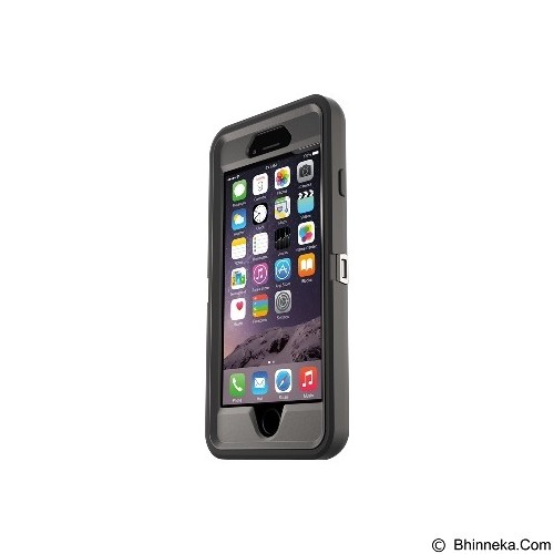 OTTERBOX Defender Series for Apple iPhone 6/6s [77-52133] - Black - Casing Handphone / Case