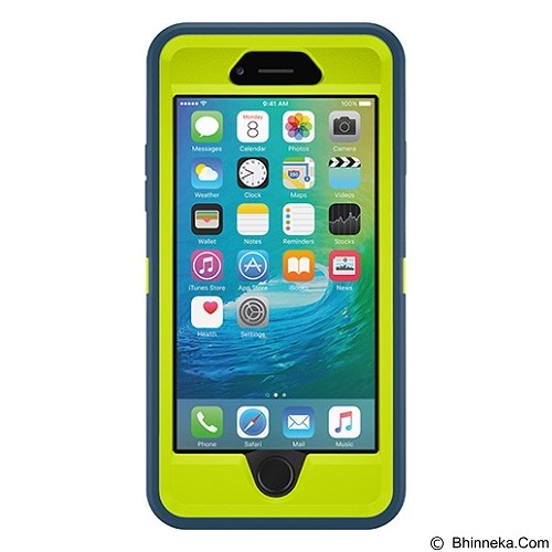 OTTERBOX Defender Series for Apple iPhone 6 - Electric Indigo - Casing Handphone / Case