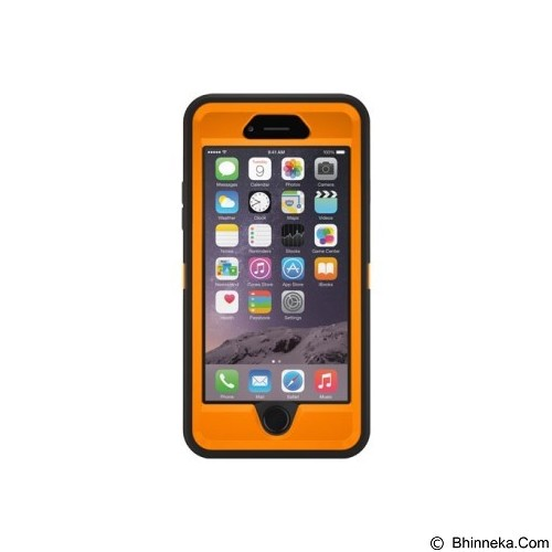 OTTERBOX Defender Series for Apple iPhone 6 - Max 5 Blaze - Casing Handphone / Case