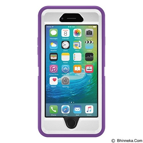 OTTERBOX Defender Series for Apple iPhone 6 - Plum Punch - Casing Handphone / Case
