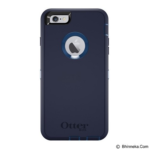 OTTERBOX Defender Series for Apple iPhone 6 Plus/6s Plus [77-52240] - Indigo Harbor - Casing Handphone / Case