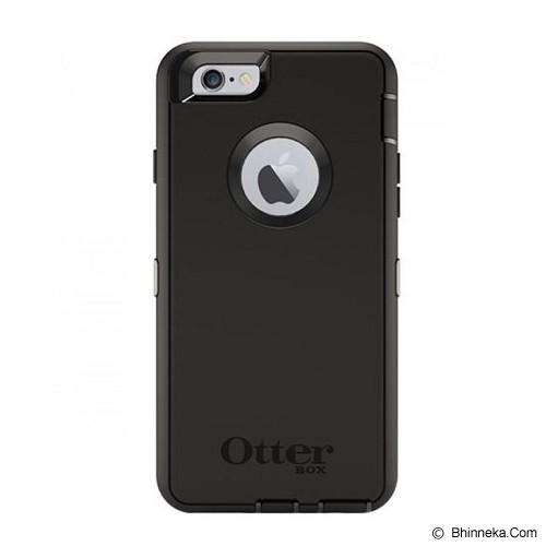 OTTERBOX Defender Series for Apple iPhone 6 Plus - Black - Casing Handphone / Case