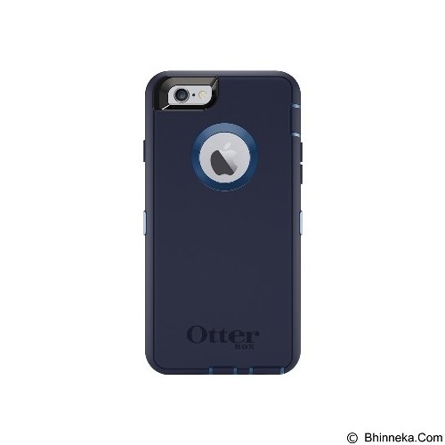 OTTERBOX Defender Series for Apple iPhone 6 Plus - Electric Indigo - Casing Handphone / Case