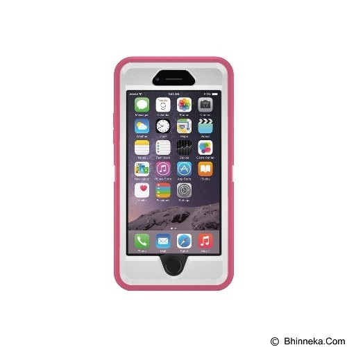 OTTERBOX Defender Series for Apple iPhone 6 Plus - Neon Rose - Casing Handphone / Case