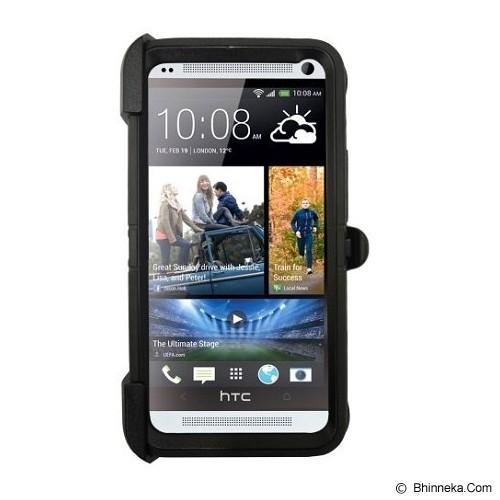 OTTERBOX Defender Series for HTC One M7 - Black - Casing Handphone / Case