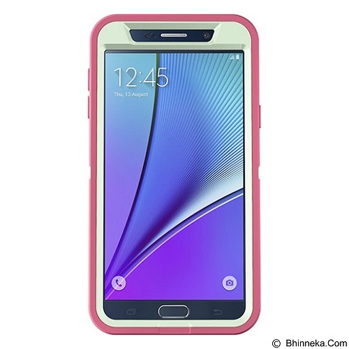 OTTERBOX Defender Series for Samsung Galaxy Note 5 - Melon Pop - Casing Handphone / Case