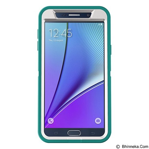 OTTERBOX Defender Series for Samsung Galaxy Note 5 - Seacrest - Casing Handphone / Case