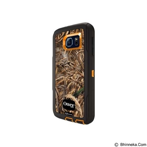 OTTERBOX Defender Series for Samsung Galaxy S6 [77-51161] - Max 5 Blaze - Casing Handphone / Case