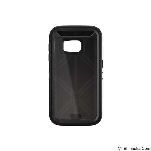 OTTERBOX Defender Series for Samsung Galaxy S7 - Black - Casing Handphone / Case