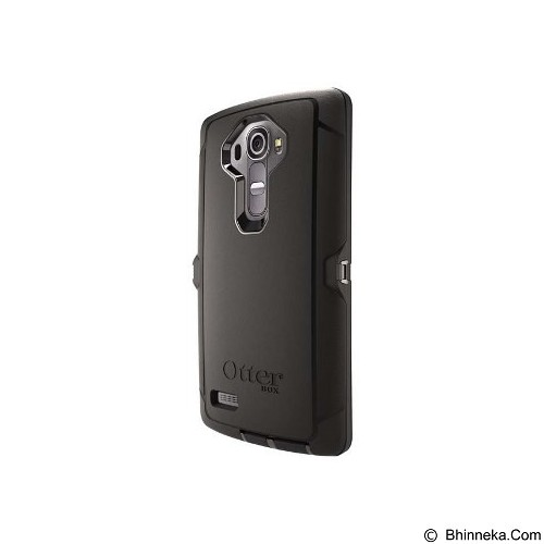 OTTERBOX OtterBox Defender Series for LG G4 [77-51525] - Black - Casing Handphone / Case