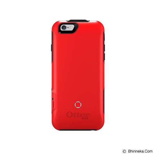 OTTERBOX Resurgence Power Case for iPhone 6 - Cardinal - Portable Charger / Power Bank
