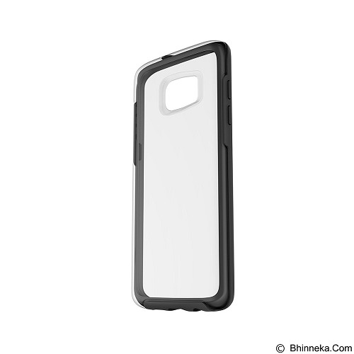 OTTERBOX Symmetry Case for Samsung Galaxy S7 Edge - Clear Black Crystal (Merchant) - Casing Handphone / Case