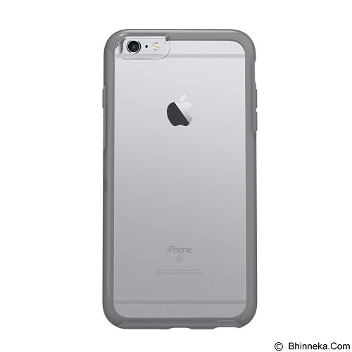 OTTERBOX Symmetry Clear Series for Apple iPhone 6 Plus/6s Plus [77-52477] - Grey Crystal - Casing Handphone / Case