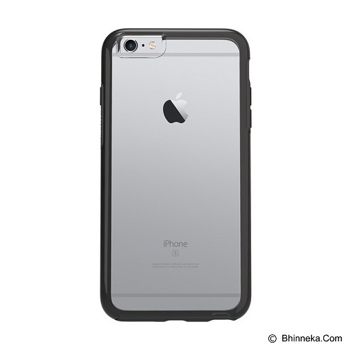 OTTERBOX Symmetry Clear Series for iPhone 6/6s [77-52358] - Black Crystal - Casing Handphone / Case
