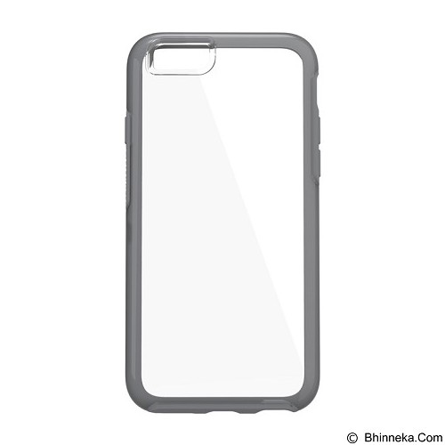 OTTERBOX Symmetry Clear Series for iPhone 6/6s [77-52359] - Grey Crystal - Casing Handphone / Case