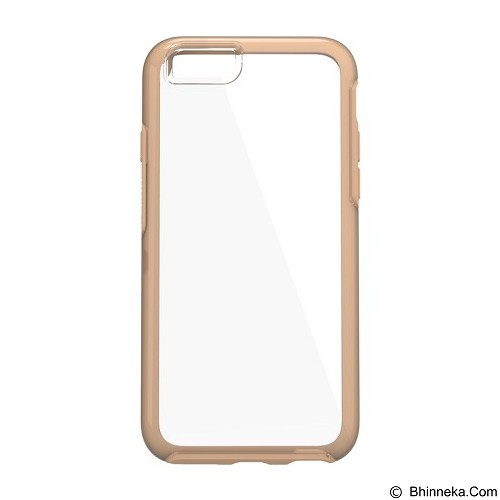 OTTERBOX Symmetry Clear Series for iPhone 6/6s [77-52360] - Roasted Crystal - Casing Handphone / Case