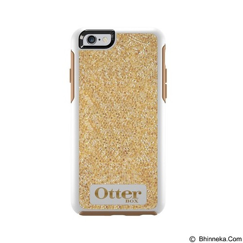 OTTERBOX Symmetry Series Crystal Edition for Apple iPhone 6/6s - Gold Sand Crystal - Casing Handphone / Case