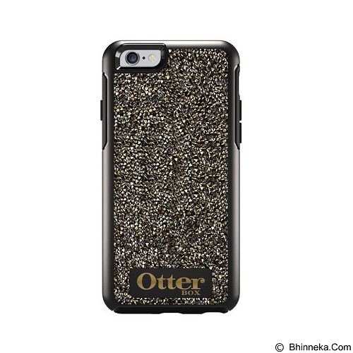 OTTERBOX Symmetry Series Crystal Edition for Apple iPhone 6/6s - Midnight Crystal - Casing Handphone / Case