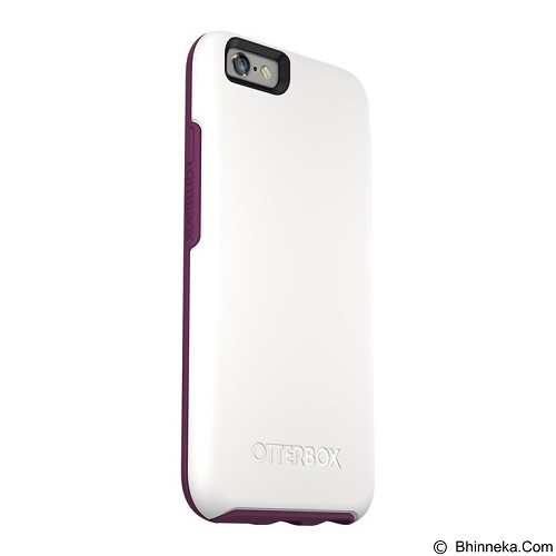 OTTERBOX Symmetry Series for Apple iPhone 6/6s [77-52295] - Frozen Plum - Casing Handphone / Case