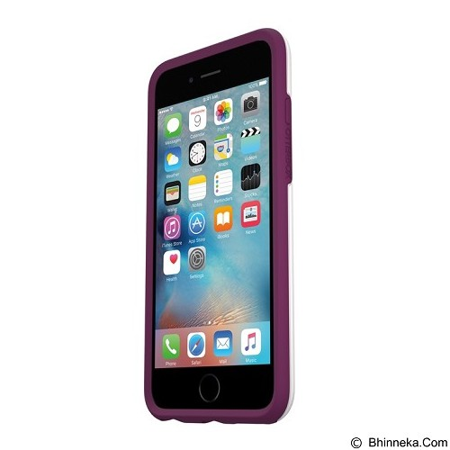 OTTERBOX Symmetry Series for Apple iPhone 6/6s - Frozen Plum (Merchant) - Casing Handphone / Case