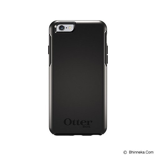 OTTERBOX Symmetry Series for Apple iPhone 6 [77-50225] - Black - Casing Handphone / Case