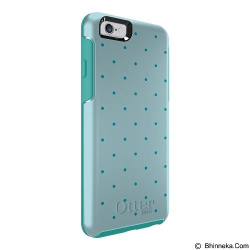 OTTERBOX Symmetry Series for Apple iPhone 6 - Aqua Dot II - Casing Handphone / Case