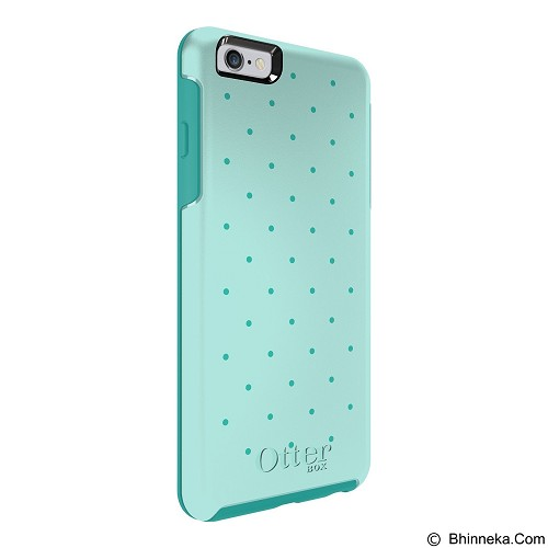 OTTERBOX Symmetry Series for Apple iPhone 6 - Aqua Dot - Casing Handphone / Case