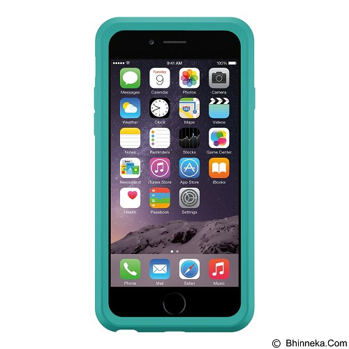 OTTERBOX Symmetry Series for Apple iPhone 6 - Eden Teal - Casing Handphone / Case