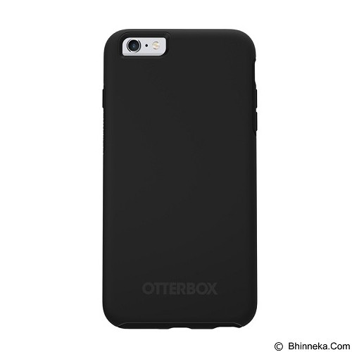 OTTERBOX Symmetry Series for Apple iPhone 6 Plus/6s Plus [77-52378] - Black - Casing Handphone / Case