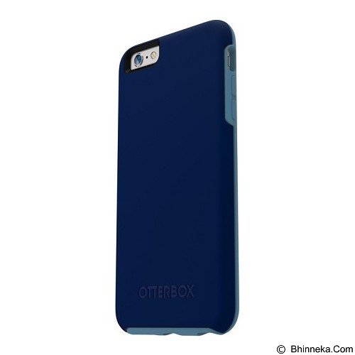 OTTERBOX Symmetry Series for Apple iPhone 6 Plus/6s Plus [77-52382] - Blueberry - Casing Handphone / Case