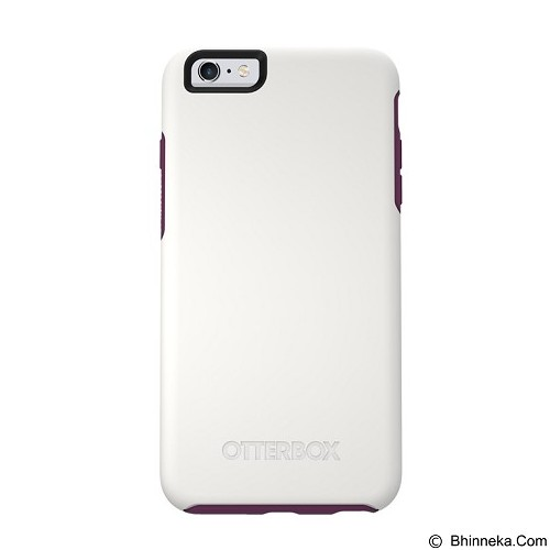 OTTERBOX Symmetry Series for Apple iPhone 6 Plus/6s Plus [77-52383] - Frozen Plum - Casing Handphone / Case