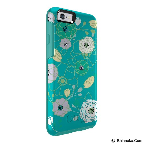 OTTERBOX Symmetry Series for Apple iPhone 6 Plus - Eden Teal - Casing Handphone / Case