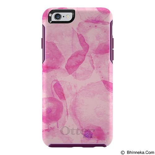 OTTERBOX Symmetry Series for Apple iPhone 6 - Poppy Petal - Casing Handphone / Case