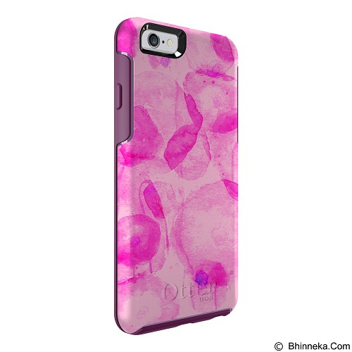 OTTERBOX Symmetry Series for Apple iPhone 6 - Poppy Petal - Casing Handphone / Case