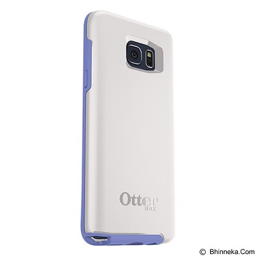 OTTERBOX Symmetry Series for Samsung Galaxy Note 5 - Powder Purple - Casing Handphone / Case