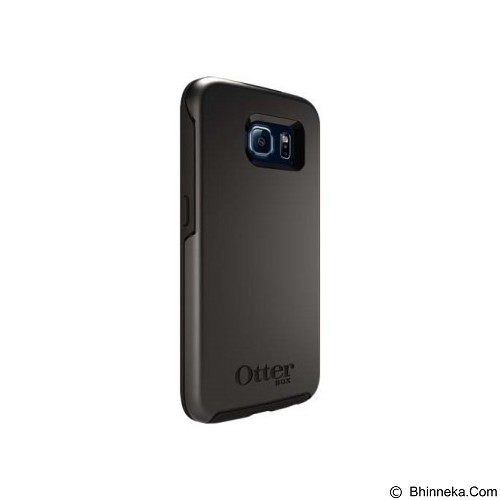 OTTERBOX Symmetry Series for Samsung Galaxy S6 [77-51210] - Black - Casing Handphone / Case